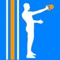 Virtual Trainer Kettlebell icon