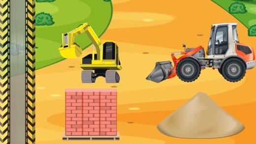 Excavadoras juegos para nios y los pequeos  descubrir el mundo