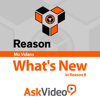 AV for Reason 100 - What's New in Reason 8