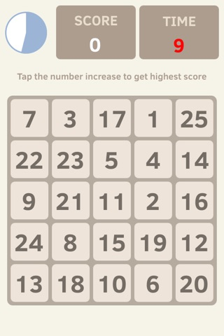 Speed Tap Number screenshot 3