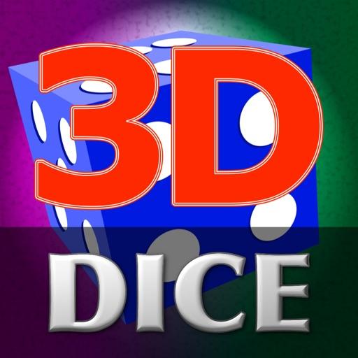 Star Dice Real 3D iOS App
