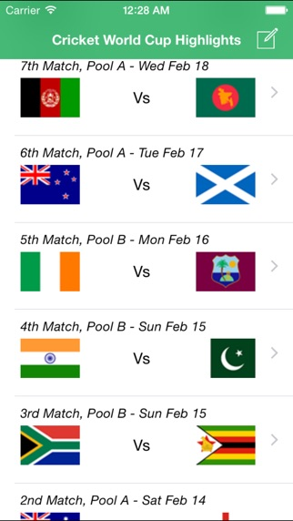 download ICC Cricket World Cup 2015 Highlights apps 1