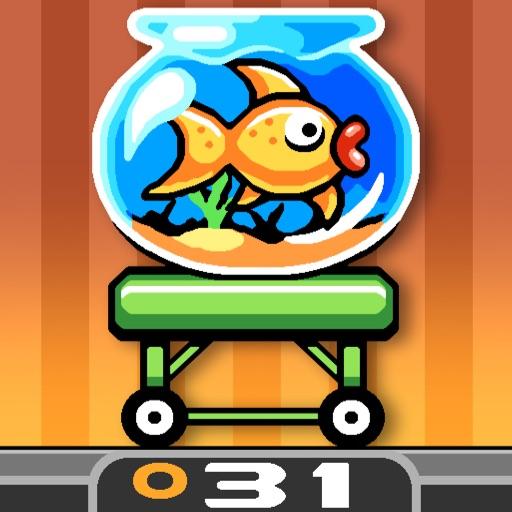 奔跑的鱼缸:Fishbowl Racer