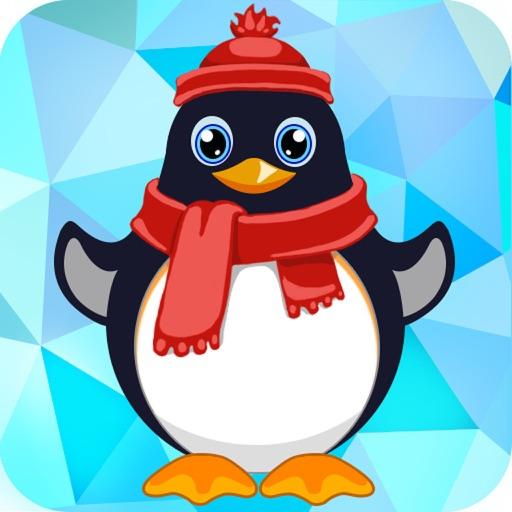 Penguin Rush 3D iOS App