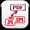 PS-to-PDF : Batch convert .PS & .EPS files to PDF