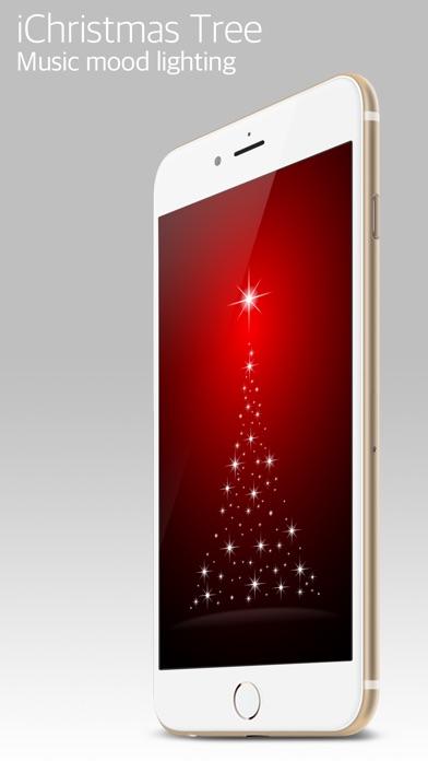 iChristmas Tree : Music mood lighting, Christmas Carol & Animation Screen Screenshot