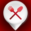 Nearby restaurants finder - Find where the best places to eat near my current location and more icon