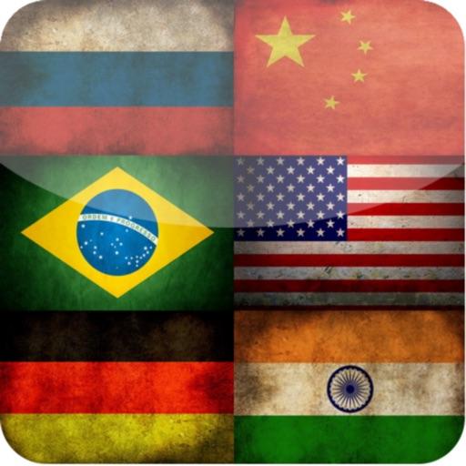 Guess the Flag ! 2014 iOS App