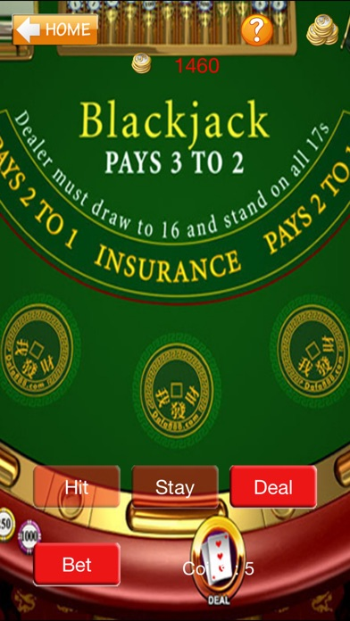 gambling business