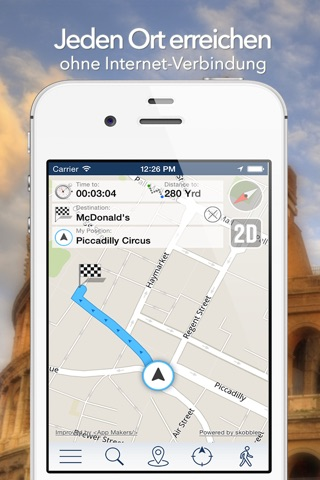 Dubai Offline Map + City Guide Navigator, Attractions and Transports screenshot 3