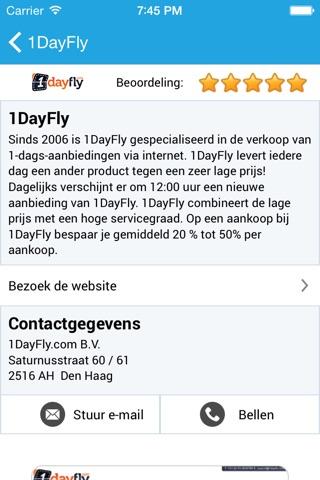 JouwAanbieding.nl screenshot 3