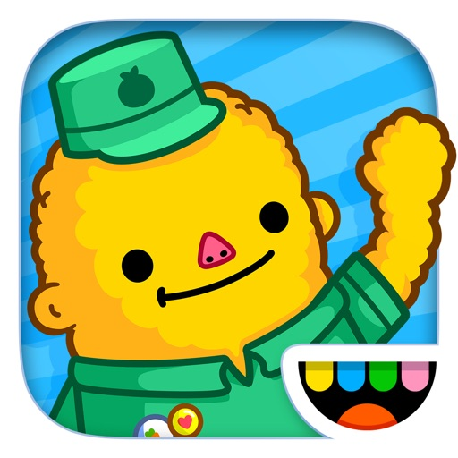 Toca Life: Town App Ranking & Review