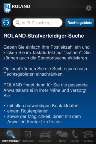 ROLAND Industrie screenshot 2