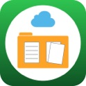 Pro.Notes + Files, Lists: Notetaking, Checklists, Drawings, Online Notes, Online and Local Files, Documents - with Sync and Share icon
