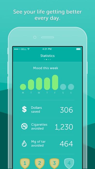 Brainbuddy - Quit Smoking screenshot three