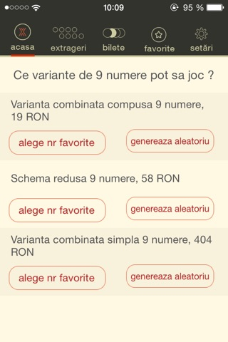 Loto Xpert 6/49 screenshot 4