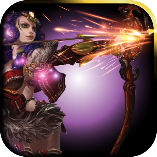 Throne Archer Pro : My Heroes Quest iOS App