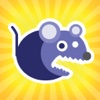 Hungry Rodent - Challenging Kids Game for Mice Lovers