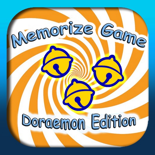 Memorize Challenge Doraemon Edition (unofficial) iOS App