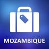 Mosambik Offline Vector Map