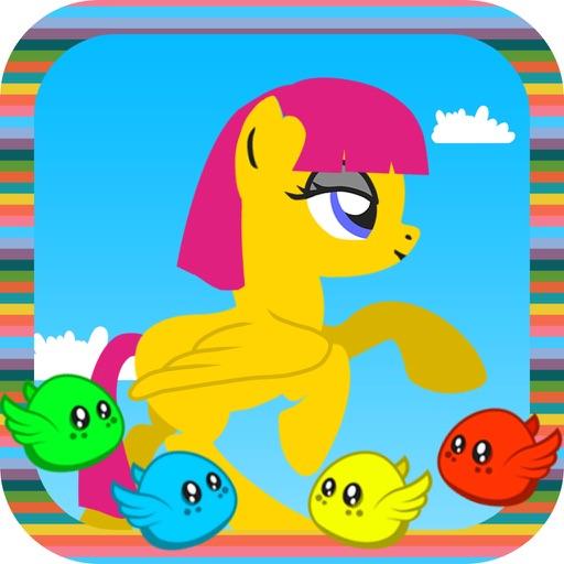 Pony Moni - Adventures of little fairy princess iOS App