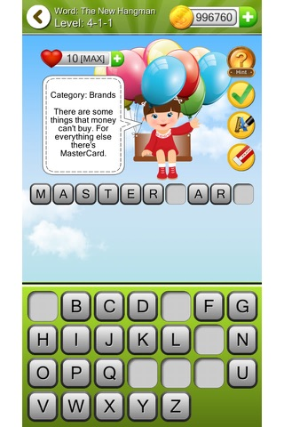 Word - The New Hangman screenshot 4