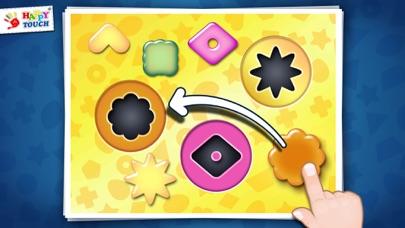 Screenshot of Colori e Forme da Happy-Touch®2