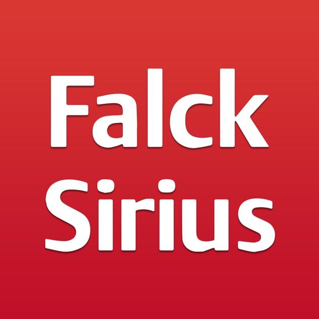 Falck Sirius On The App Store