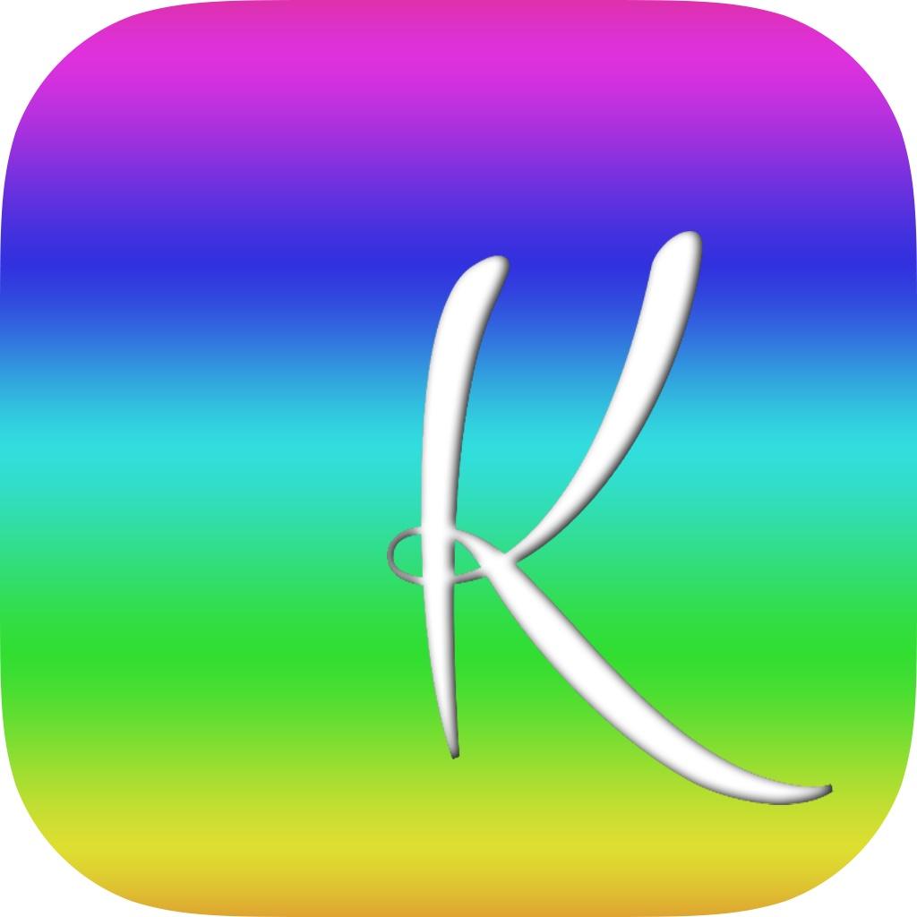 Color Keyboard – with Prediction: Beautiful Custom Keyboard for iOS8