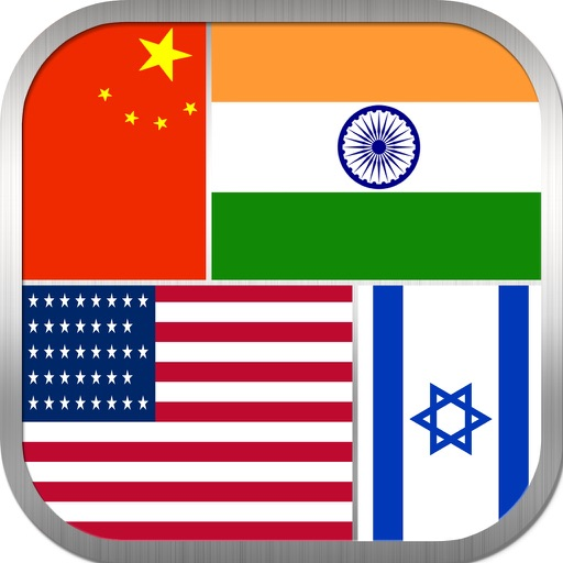 Guess The Flag - Country Flag Quiz iOS App