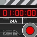 ClapperPod -DigitalSlate- Movie Clapperboard icon