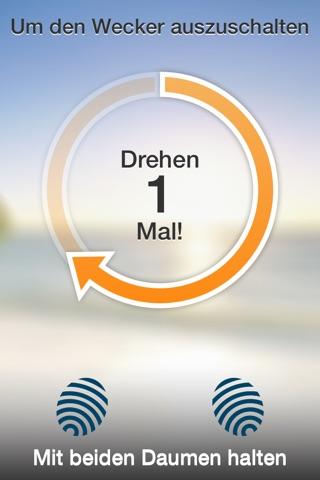 SpinMe Alarm Clock - Guaranteed Wake Up for Deep Sleepers screenshot 3
