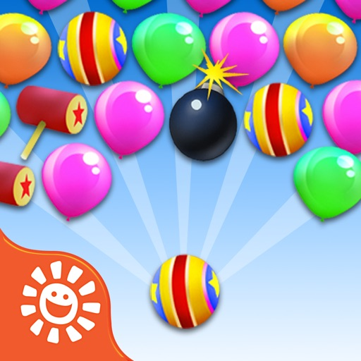 Ultimate Bubble Trouble Shooter Game - Play Free Fun Kids Puzzle Games iOS App