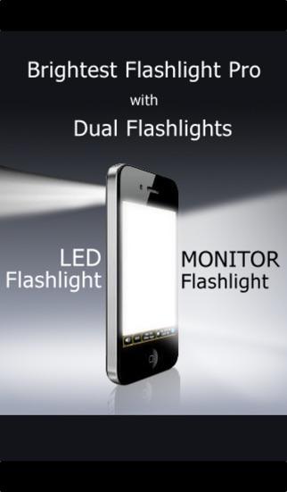 Brightest Flashlight Pro Screenshot 2