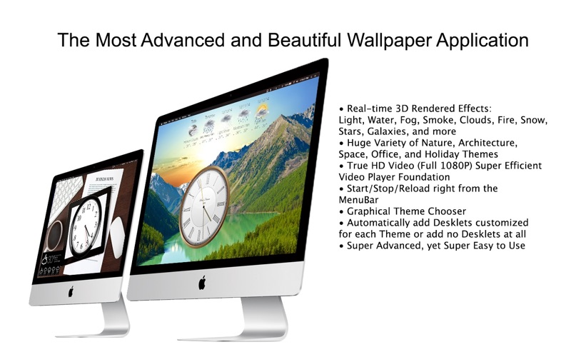 How to Set a Video Wallpaper for Mac - YouTube