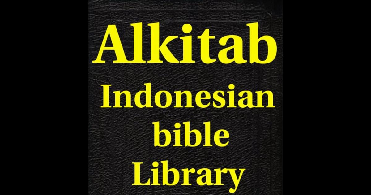 alkitab bahasa indonesia windows 7
