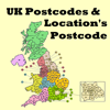 UK Postcodes Location,Location's Postcode Finder for iPad