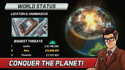 Screenshot #8 for Colossatron: Massive World Threat