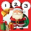 123聖誕假日計數荷蘭國際集團教育與學習數學的孩子遊戲