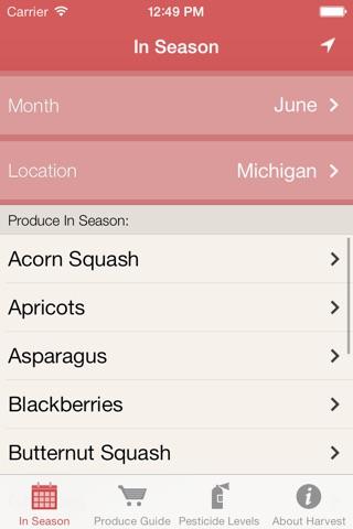 Harvest - Select the Best Produce screenshot 2