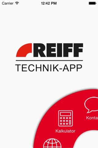 REIFF Technik screenshot 1