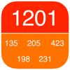 Flick Counter(読み上げ対応の数取器):フリック操作で画面を見ずに計測できるカウンター