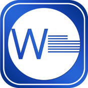 iWord Processor Pro for Microsoft Office + PDF Professional icon
