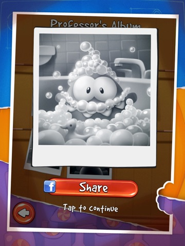 Cut the Rope: Experiments HD Скриншоты6