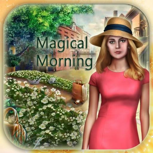 Hidden Objects Of A Magical Morning iOS App