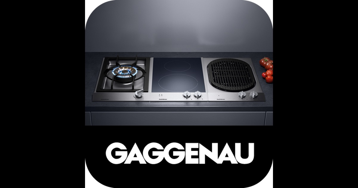 Gaggenau dealer catalogus bsh huishoudapparaten b v app store - Catalogus gaggenau ...