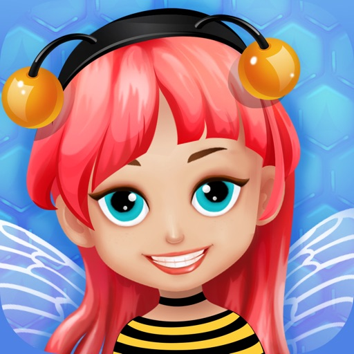 Princess Beekeepers - Care & Save & Dress up for Bees iOS App