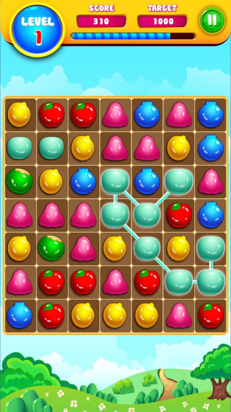 Fruit link 3 - Fruit Link Splash