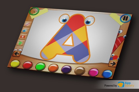 Creative Kids Academy - ABC alphabet & numbers games pre-k kids screenshot 4