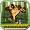 KingKong's World -  Run & Jump in Forest FREE